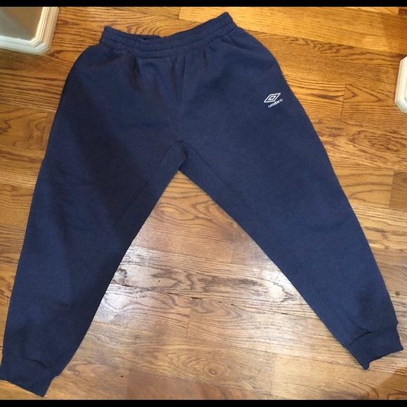 d9554058a0 Umbro Pants | Joggers Mens Xl Navy Blue | Poshmark